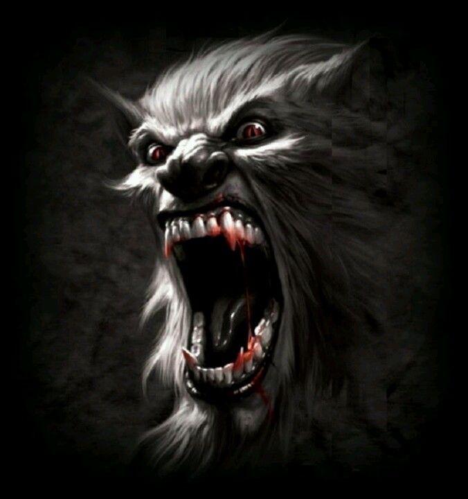 Nice werewolf - photo#31