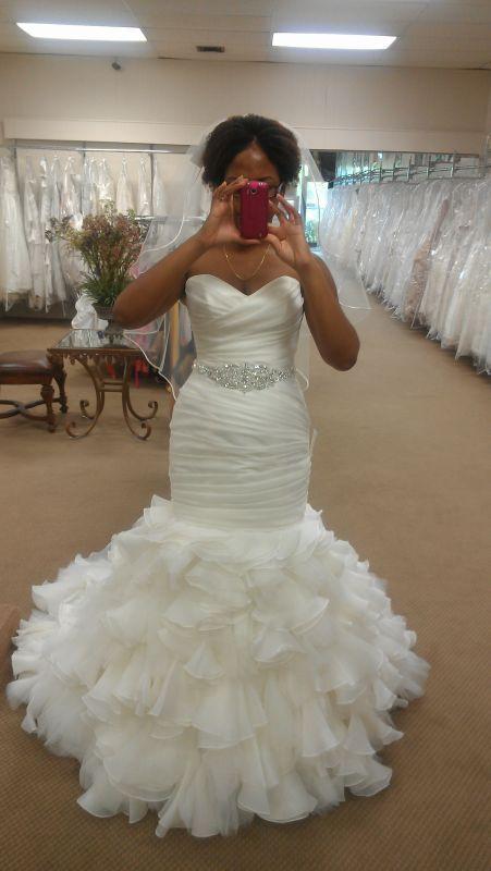 Maggie Sottero Divina Wedding Mermaid Imag1332 Sweetheart Dress