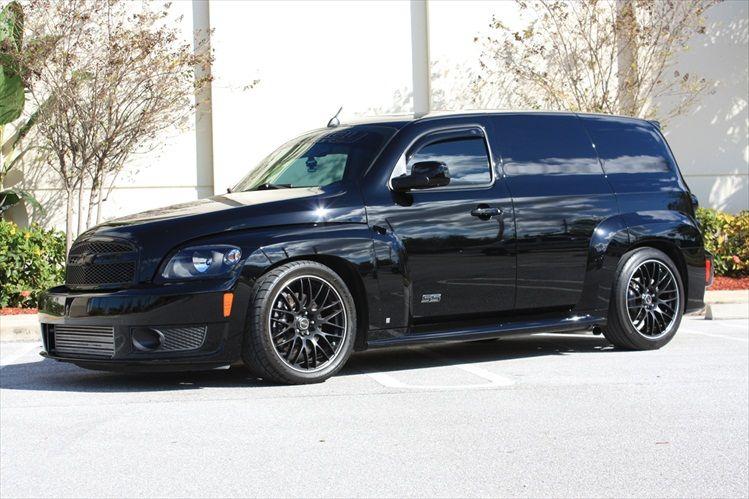 custom 2011 chevy hhr
