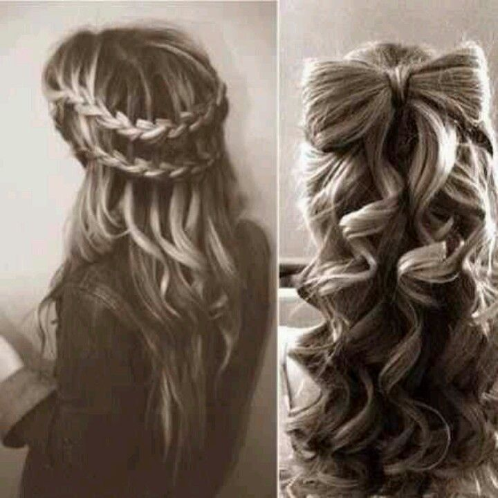 Pin by Sydney Winters on Hairstyles | Hair styles, Long hair styles, Hair