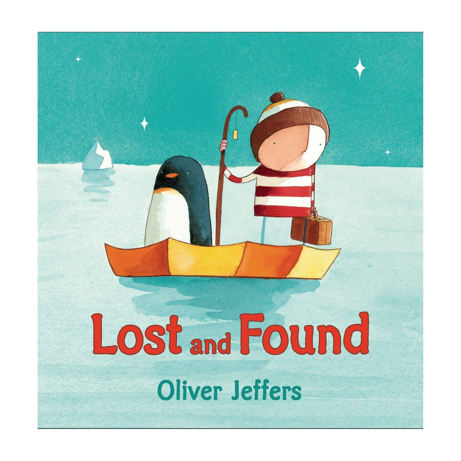 Oliver jeffers lost and found oliver jeffers childrens