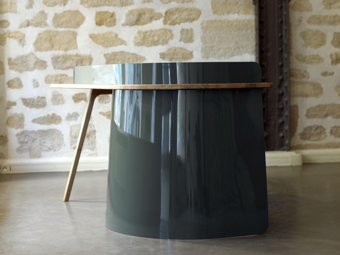 "Desk ""Big Boss"" Piergil Fourquié  - Furniture Design - Edition Galerie Gosserez"