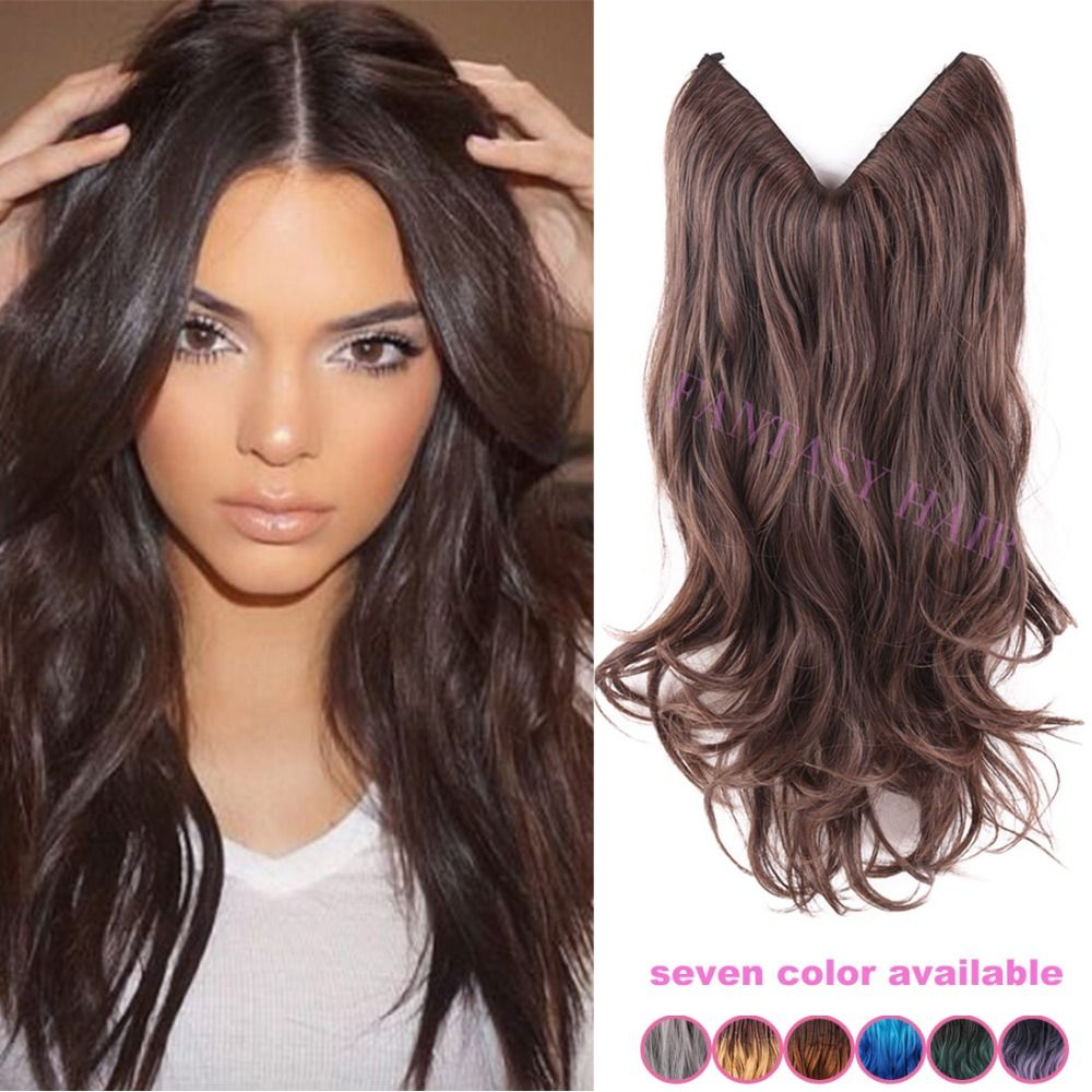 Find More Hair Weaves Information About 20 Inch Once Piece Invisible