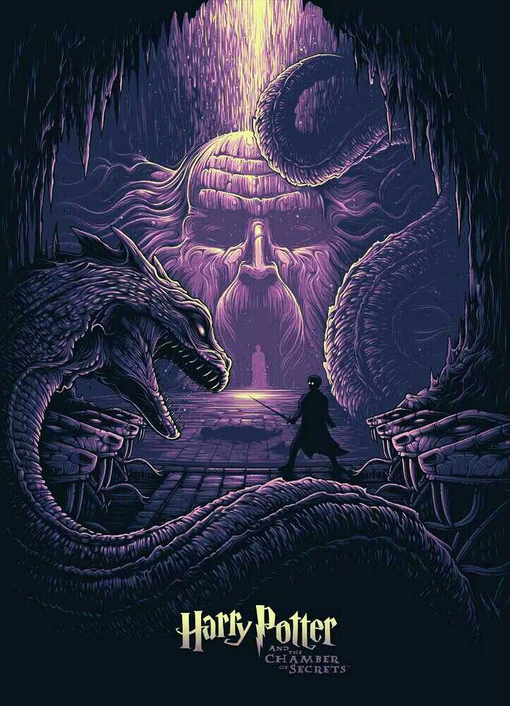 7384ea72603d8 HARRY POTTER AND THE CHAMBER OF SECRETS   posters and movie art in ...