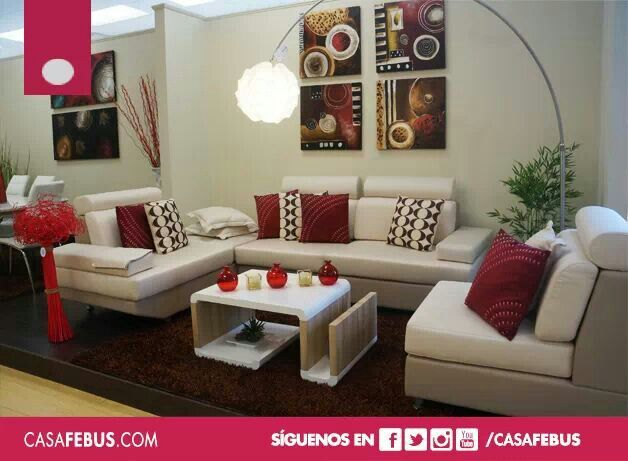 Show room casa febus decoration para el hogar pinterest decoracion para el hogar para el - Pinterest decoracion hogar ...
