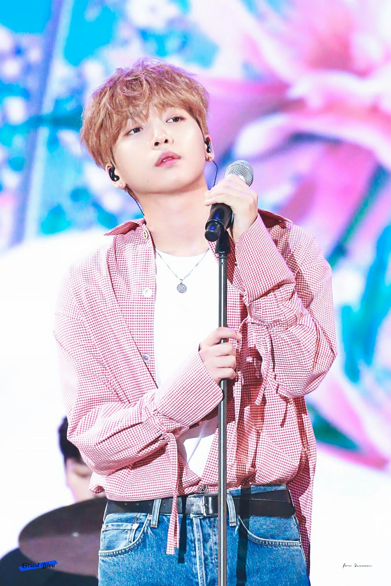 I M In Love With Sewoon Jung Sewoon Ponyo Starship Entertainment