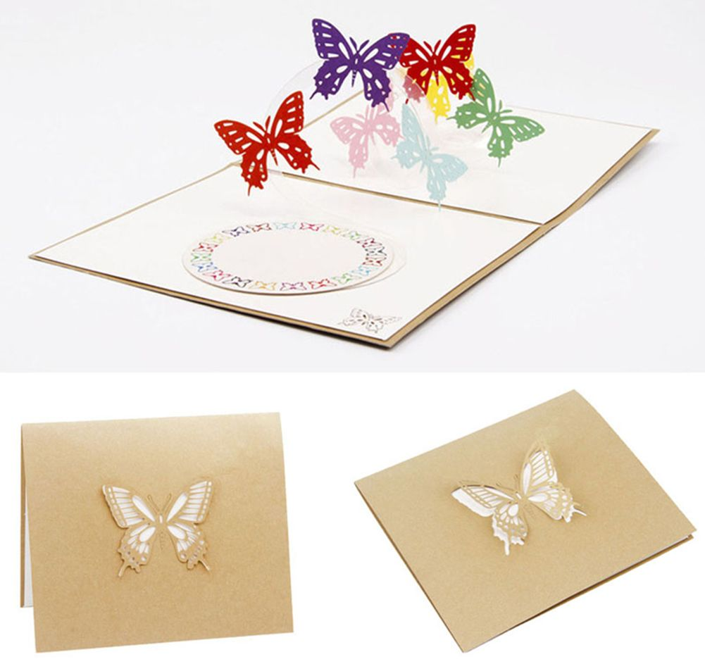 3d pop up greeting card butterfly happy anniversary birthday 3d pop up greeting card butterfly happy anniversary birthday valentine christmas for her greeting card kt0934 bookmarktalkfo Image collections
