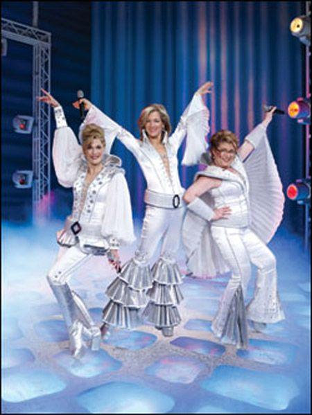 Mamma Mia Still Love Abba Mamma Mia Broadway Costumes Abba Clothes