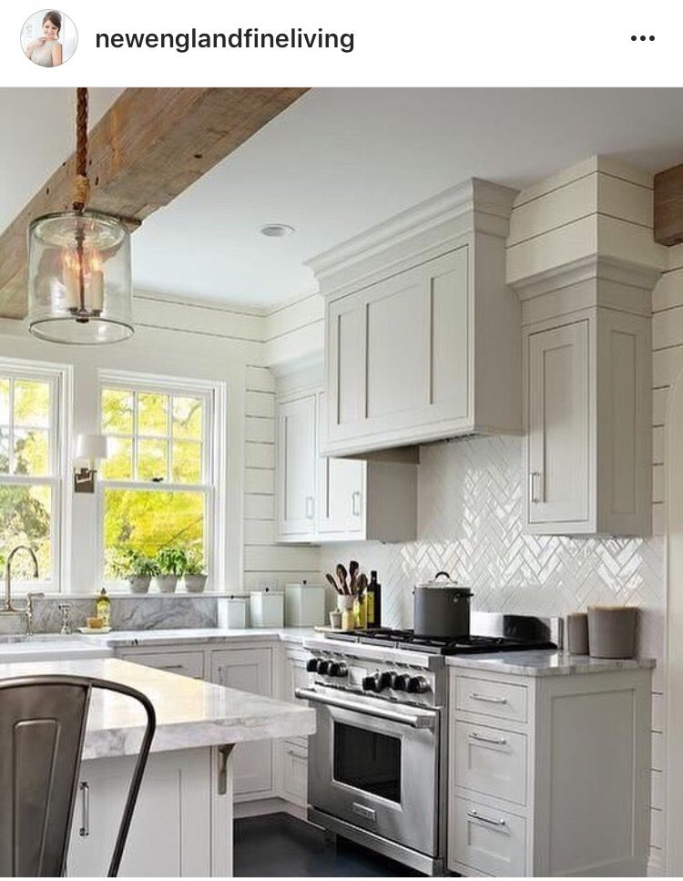 Exhaust Fan Panelled Hidden By Panelling That Matches Shaker