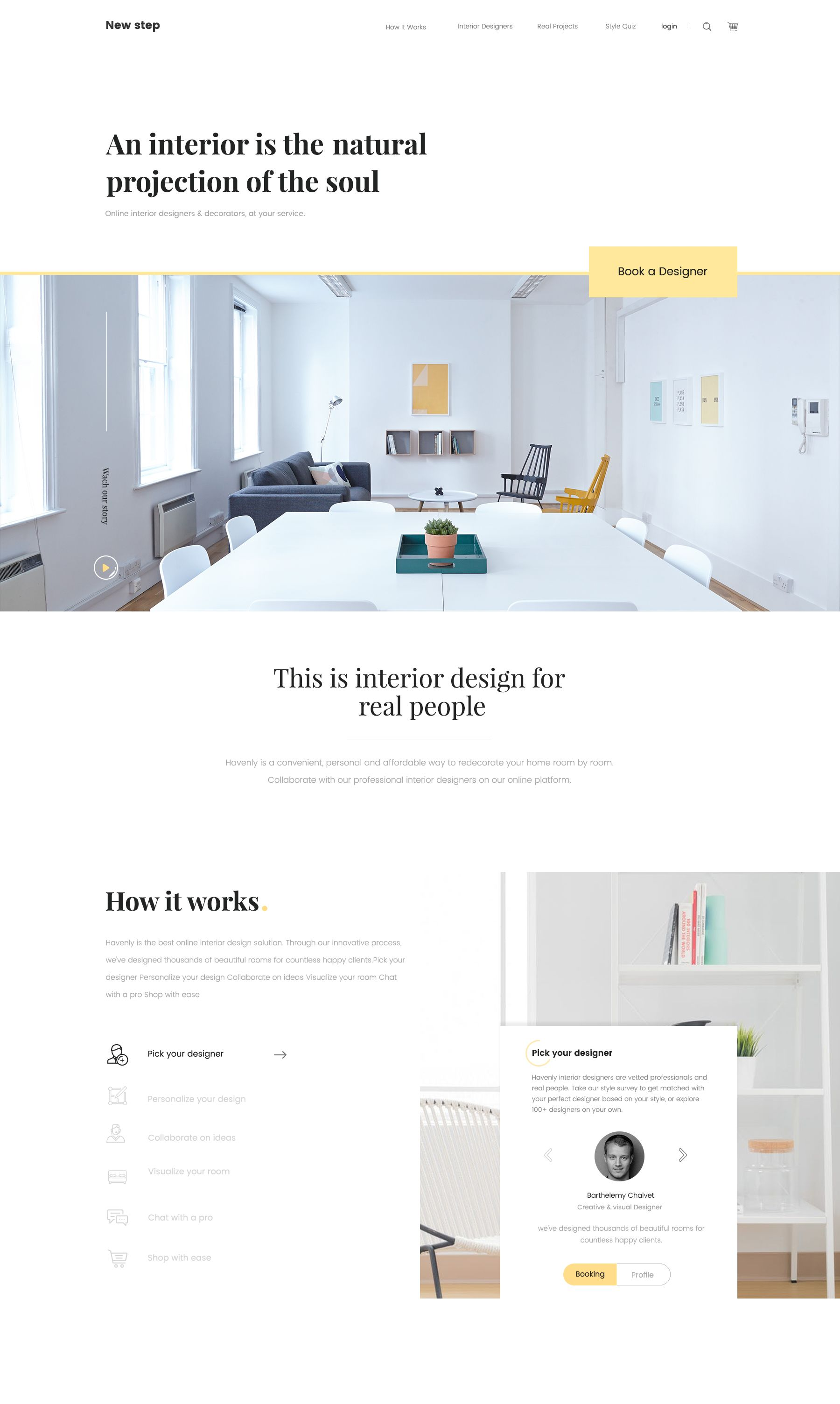 Pin By Axhd On Web Web Design Examples Interior Design Website