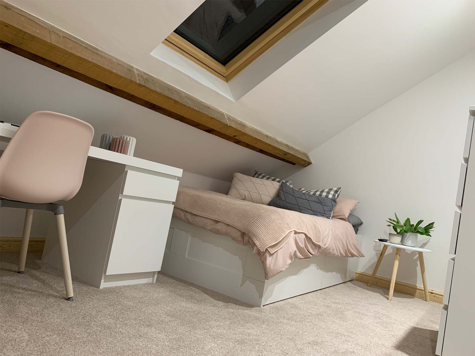 If you want to increase your living space without having to sell your house, take advantage of your loft area to gain valuable floor space. We are the best builders in Leicester for fabulous loft conversions. #builders #loftconversion #builder #LoftconversionLeicester #Builderleicester #Buildersleicester #loftconversions