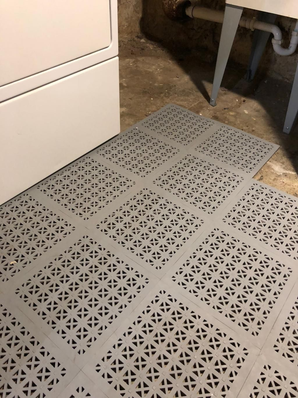Staylock Tile Perforated Colors In 2019 Flooring For