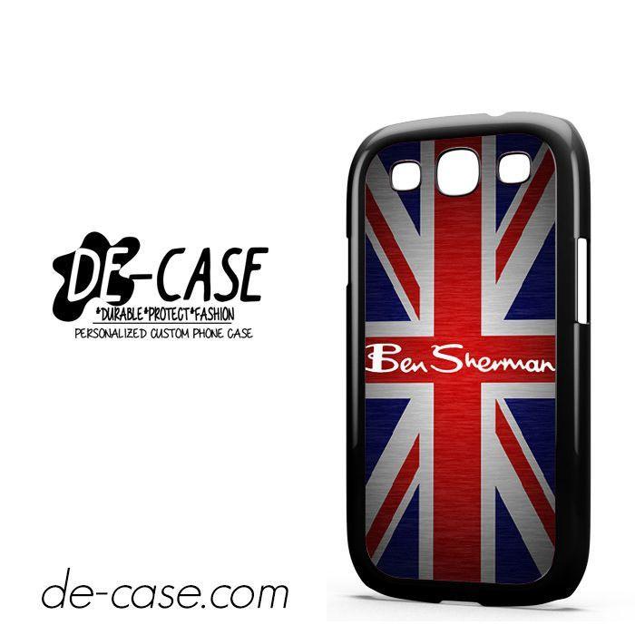 Ben Sherman England Flag DEAL-1743 Samsung Phonecase Cover For Samsung Galaxy S3 / S3 Mini