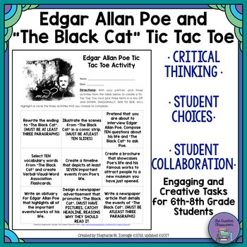 The Black Cat 1 English Esl Worksheets For Distance Learning And Physical Classrooms