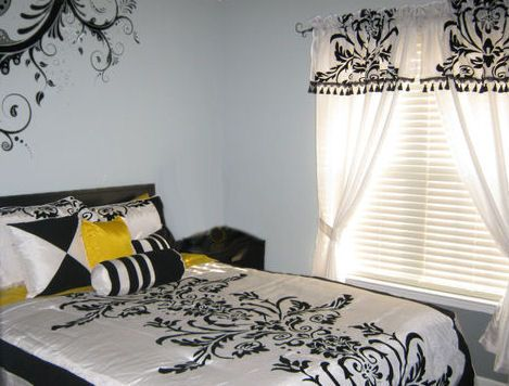 fascinating teen room black white red bedroom   Grey and Red Bedroom Theme   Bedroom Decoration on Black ...