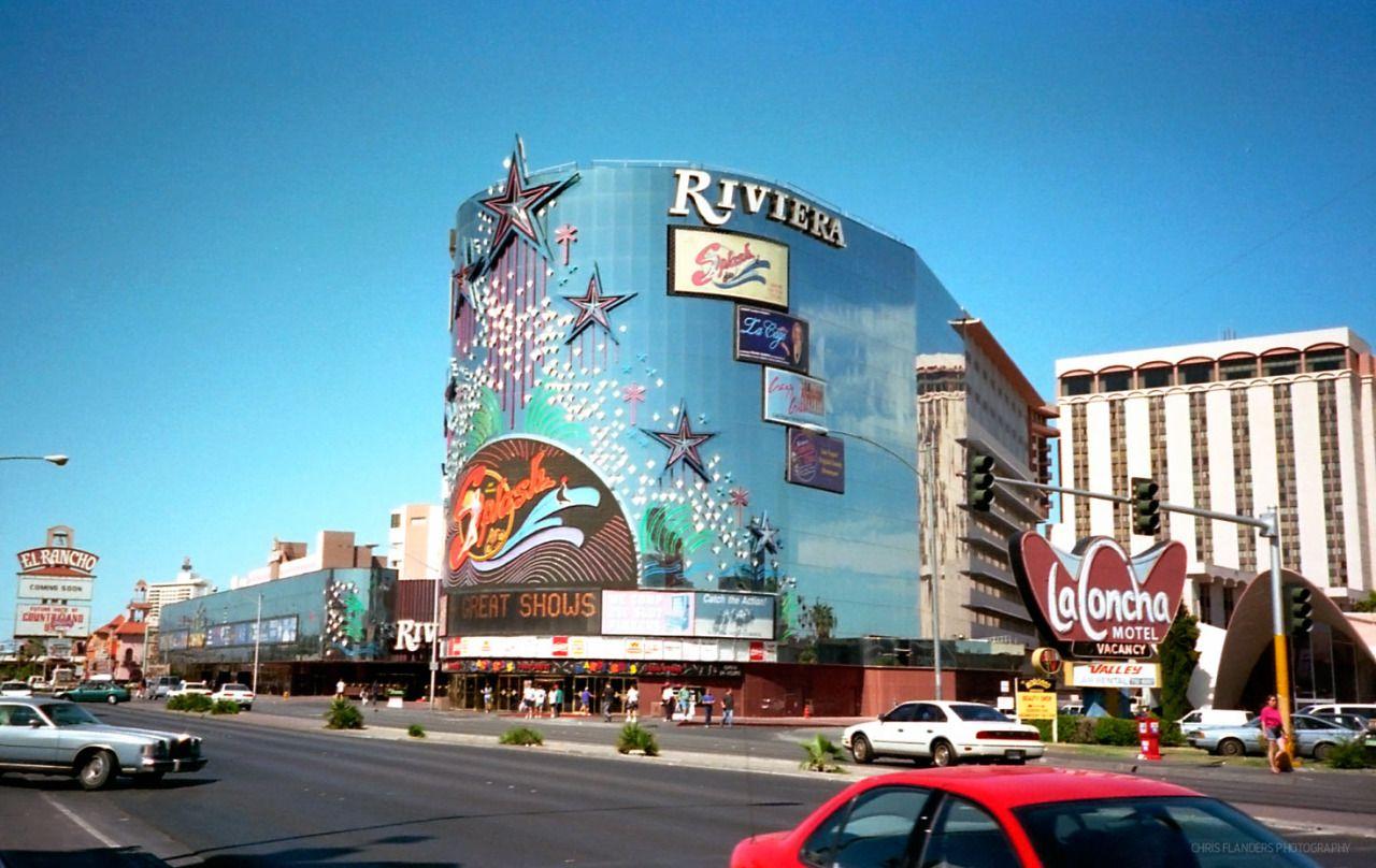 Riviera Las Vegas 1950s 60s 70s 80s 90s 2015 Riviera