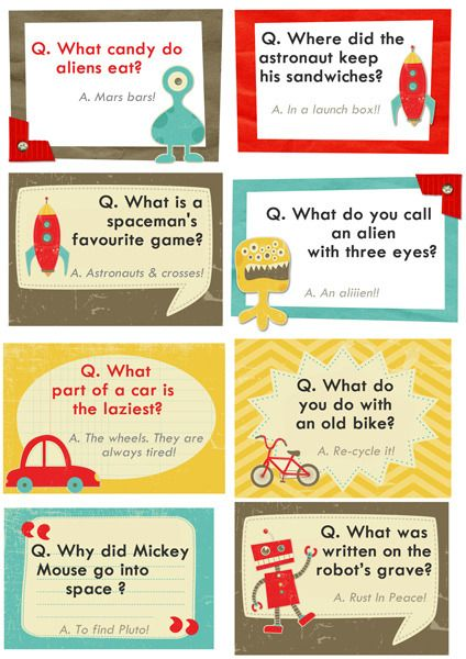 picture about Lunch Box Jokes Printable referred to as 16 of the cutest no cost printable lunchbox notes Children