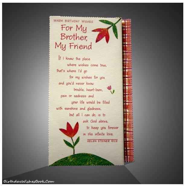 Related Image Happy Birthday Brother Wishes Greeting Cards