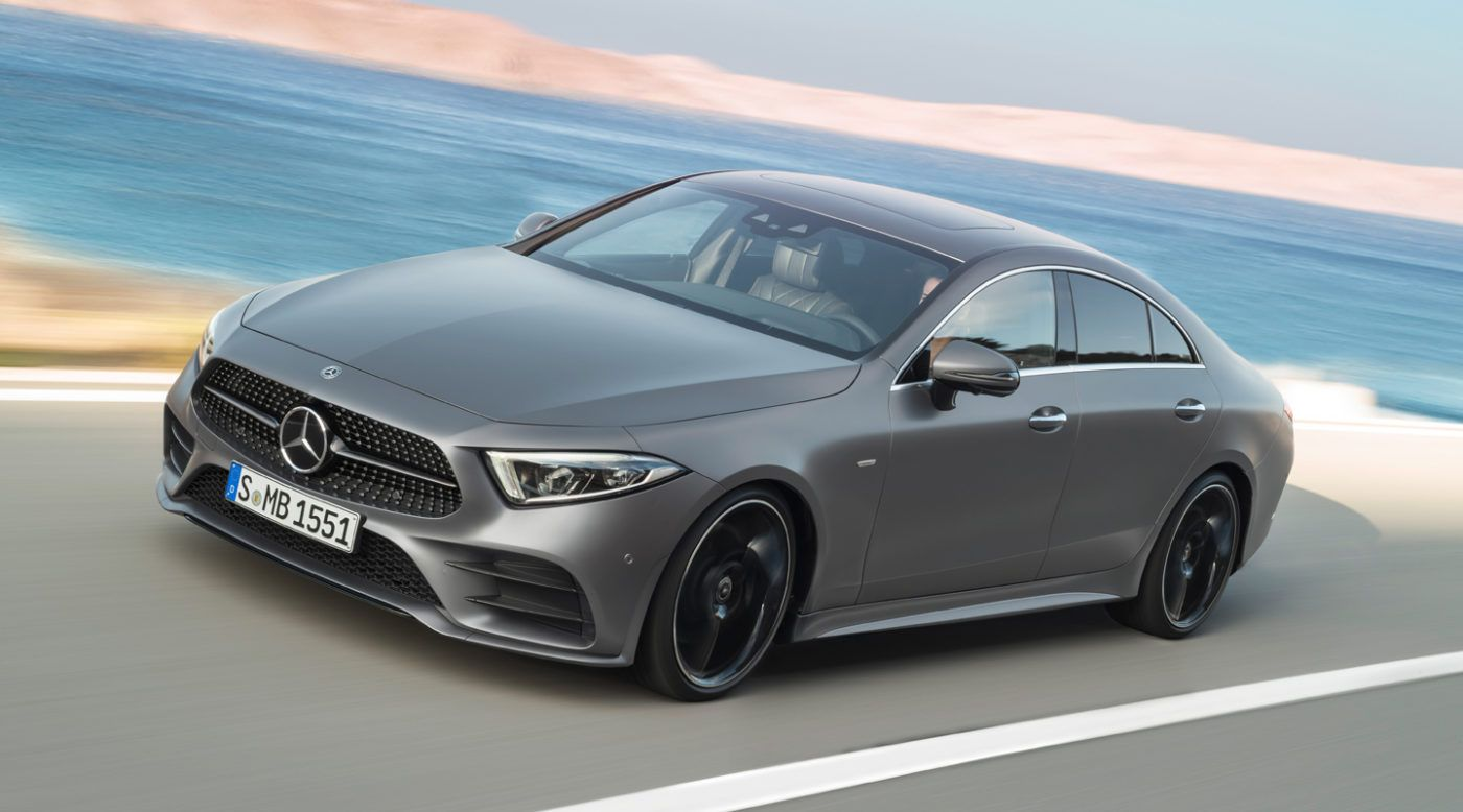 New 2019 Mercedes Benz Cls Is Hybrid And Mean My Future Car
