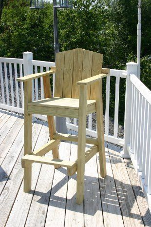 Rustic Yet Comfy Adirondack Chairs Are Pieces Of Patio