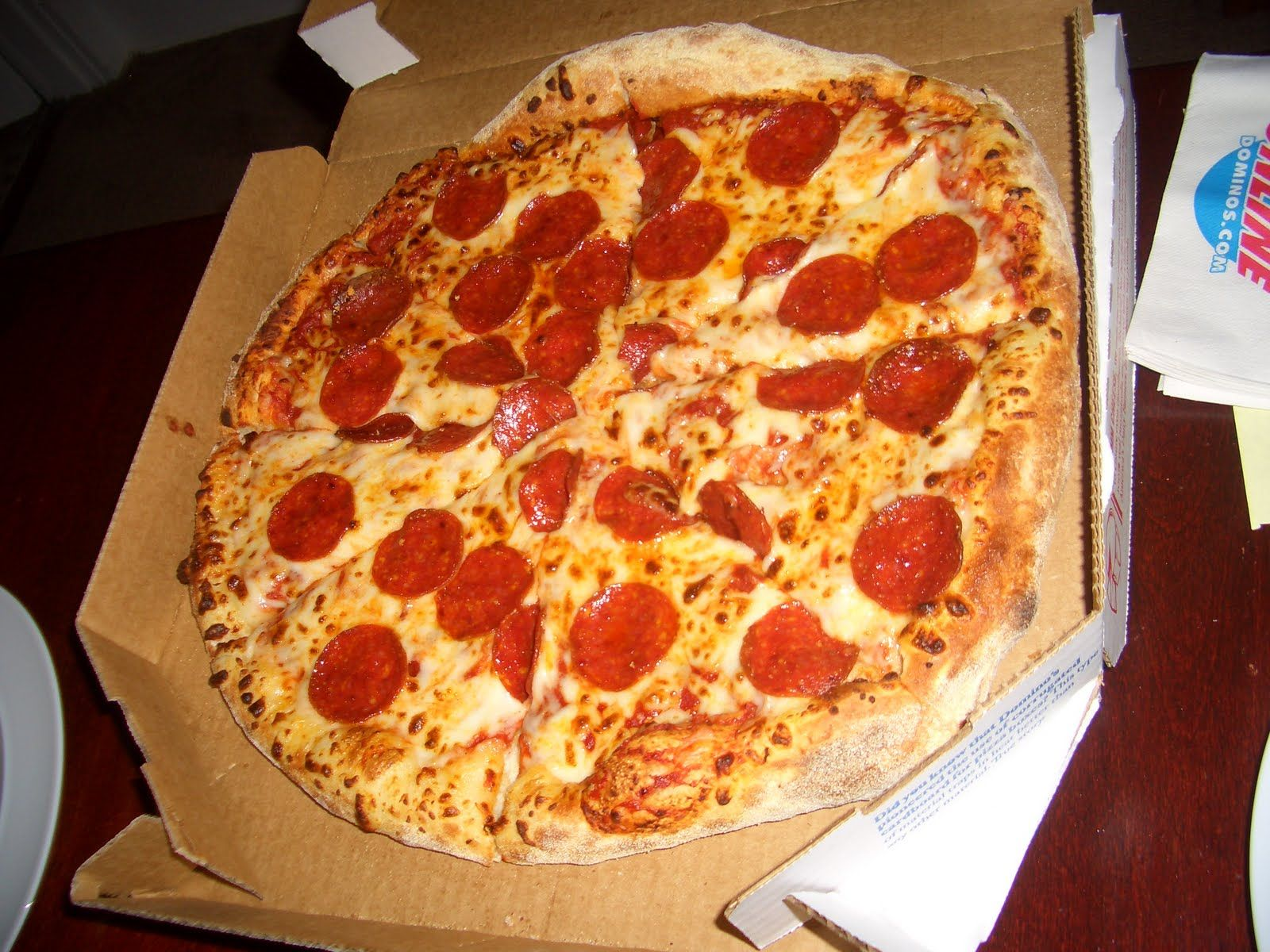 domino u0027s pepperoni pizza fooodddd pinterest pepperoni