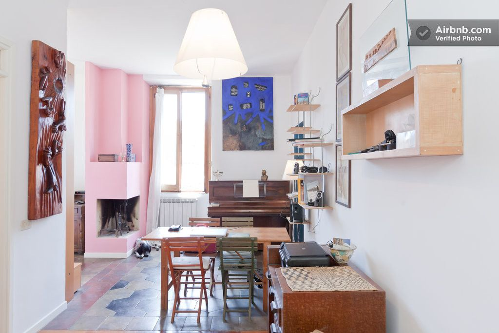 Apartment in Rome, Italy. I am renting my beautiful small ...