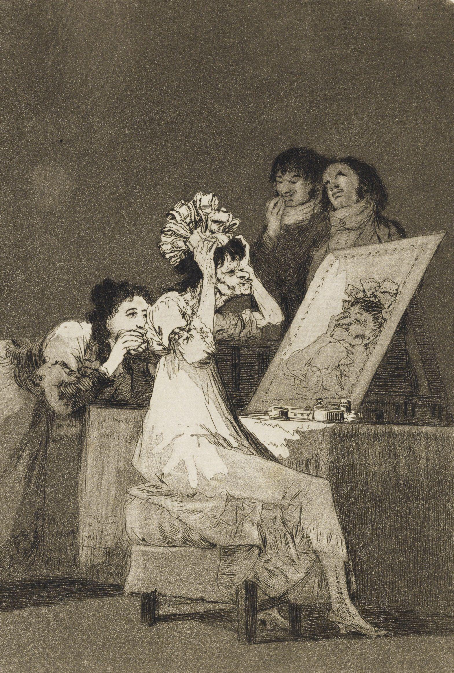 Francisco de Goya y Lucientes, Los Caprichos,  ©Christie's Images Ltd.