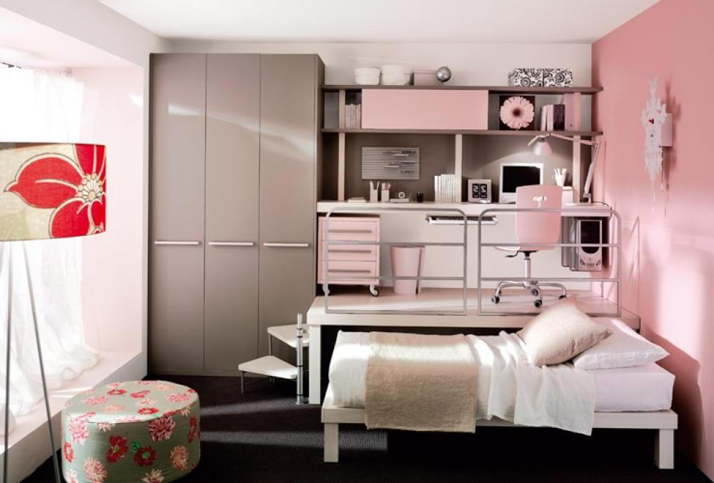 Bedroom surprising small bedrooms storage solutions kids bedroom decorating ideas for girl attractive small bedrooms storage solutions inspiration