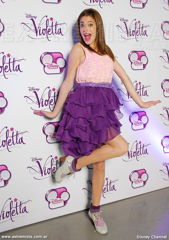 How To Sew This Dress Ropa De Violetta Martina Stoessel Mejor Vestido