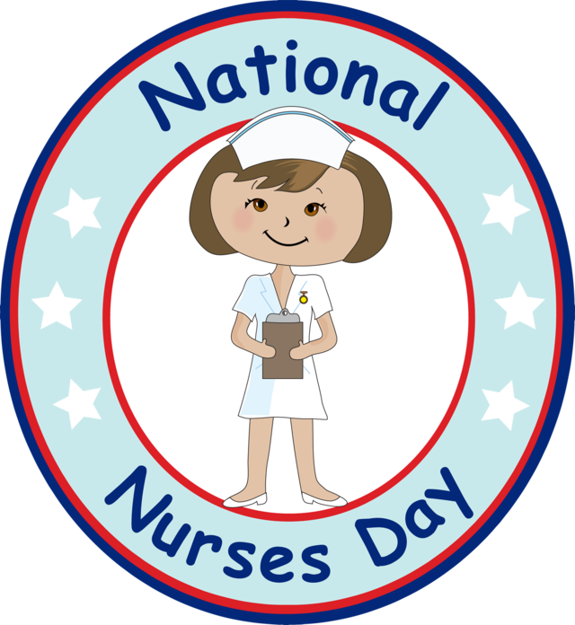 Grab This Clip Art For National Nurses Day National