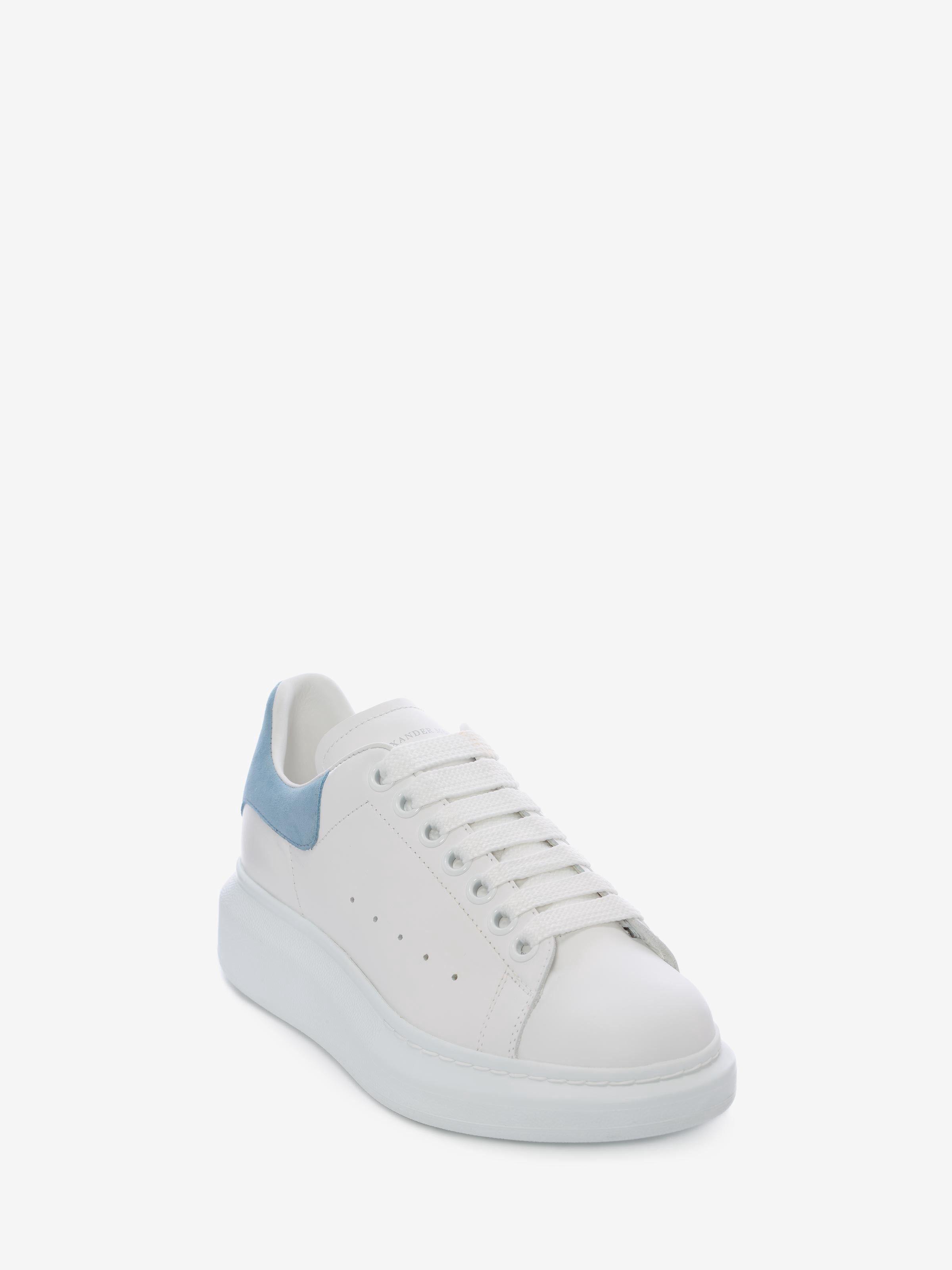 Alexander Oversized 5 Sneaker Mcqueen Indigo Light BlueAnns 39 f7g6vIYby