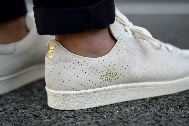 adidas Removed the Stripes and Put Holes in the Superstar ...