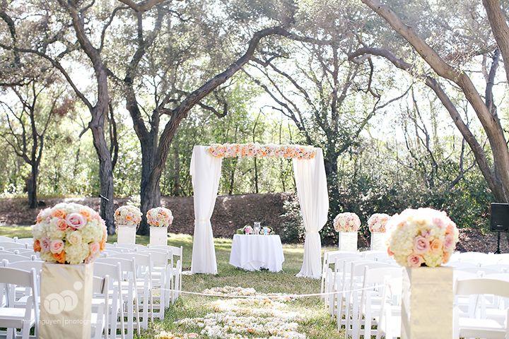 Wedding Descanso Gardens Bruiloft Locaties Bruiloft Bruiloftdecoratie