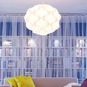New IKEA Fillsta Pendant Lamp Light Art Modern Mood 19