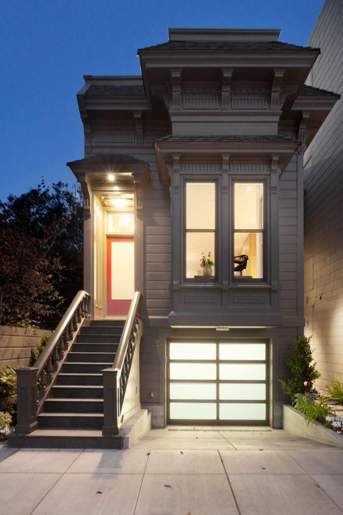 Modern Townhouse Townhouse Designs San Francisco: Townhouse Exterior, San Francisco Houses, House Exterior