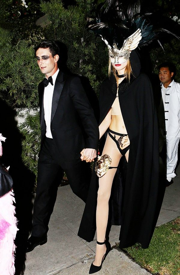 15 It Girl–Approved Halloween Costume Ideas | Eyes wide shut ...
