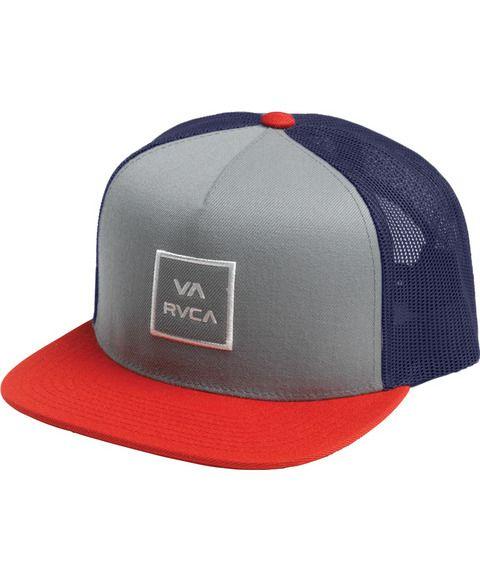 Café Expreso · VA All The Way II Trucker Hat  5ff5a34d408