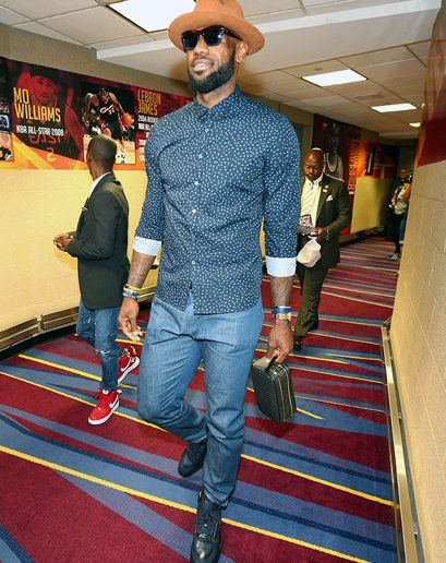 Most Stylish Men  Lebron James  91ba21901