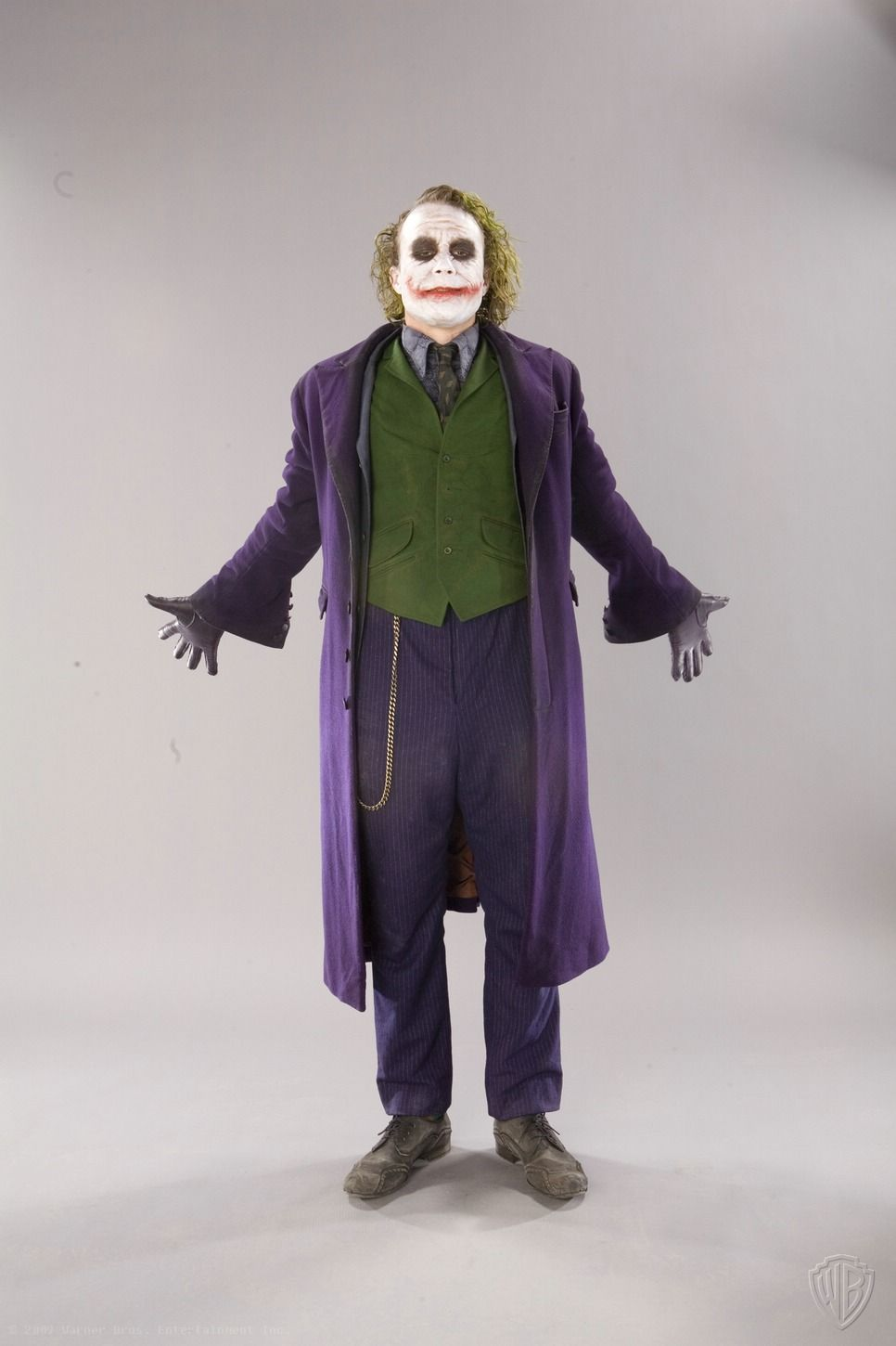 Astounding Collection Of Lost Dark Knight Promo Images Show