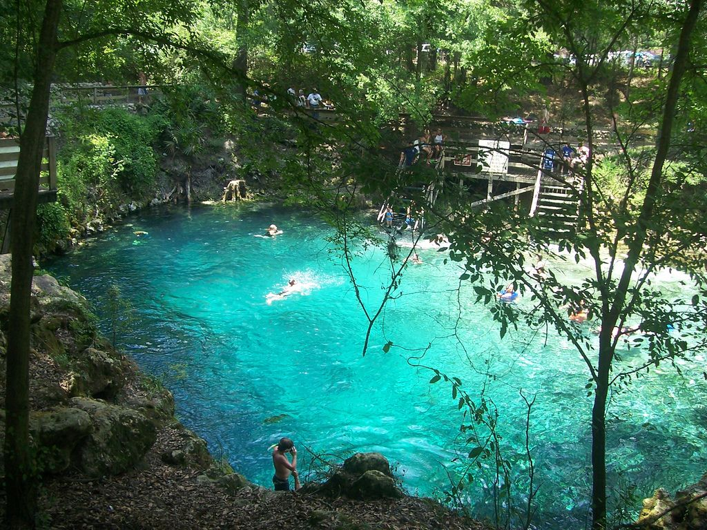 Image result for Madison Blue Springs State Park in Lee, Florida