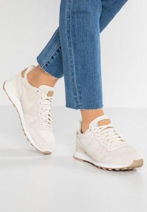 Zapatillas beige, blancos, Rosa de mujer | Comprar colección
