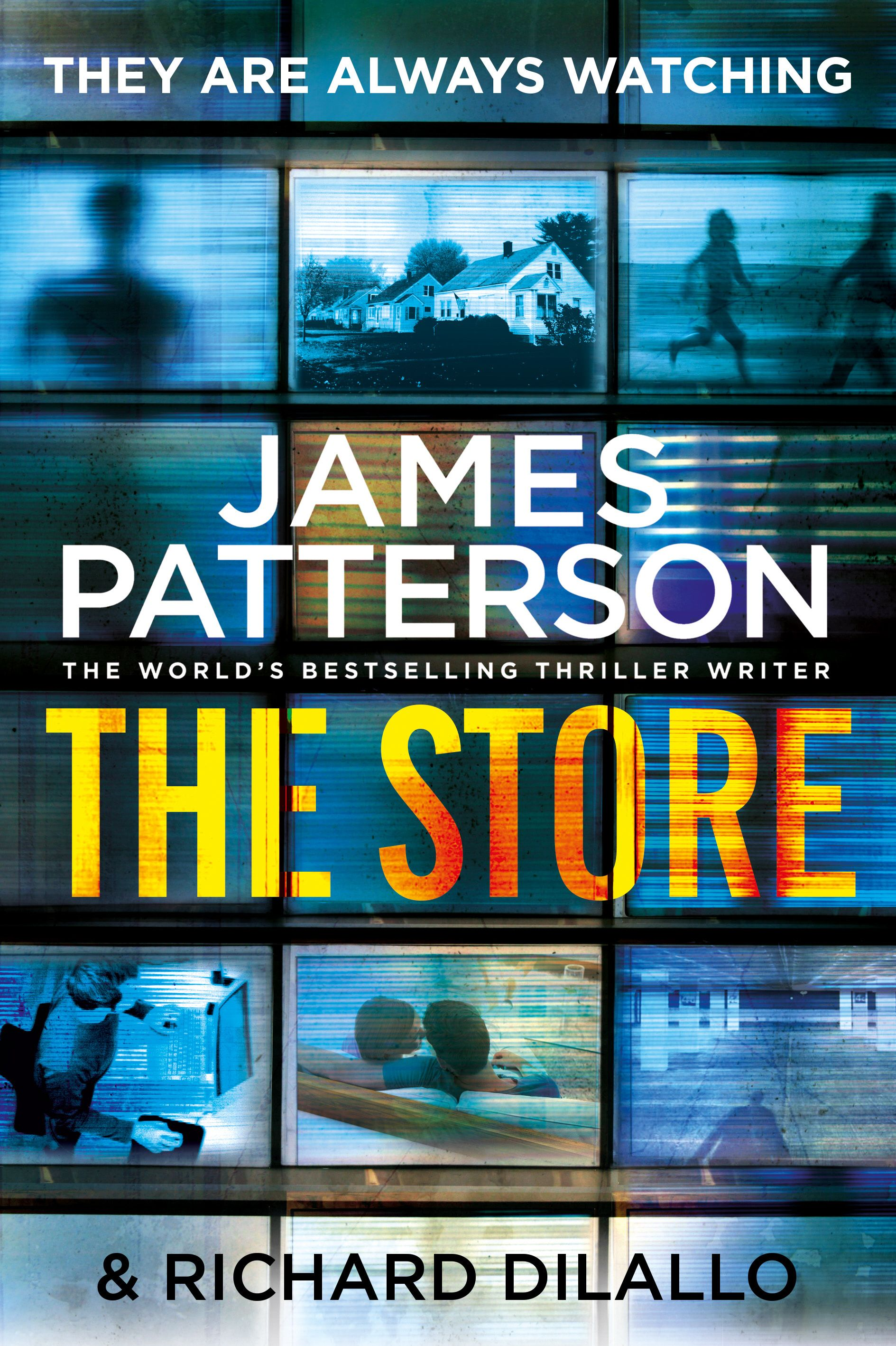 Imagine A Future Of Unparalleled Convenience A Powerful Retailer The Store Can Deliver Anything To Your Door Anticip James Patterson Patterson Book Corners