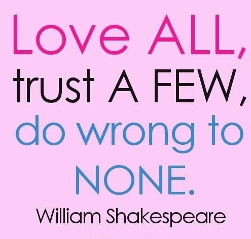 shakespeare love quotes | ... ventured nothing gain love all love ...