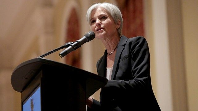 Stein files for recount in Pennsylvania
