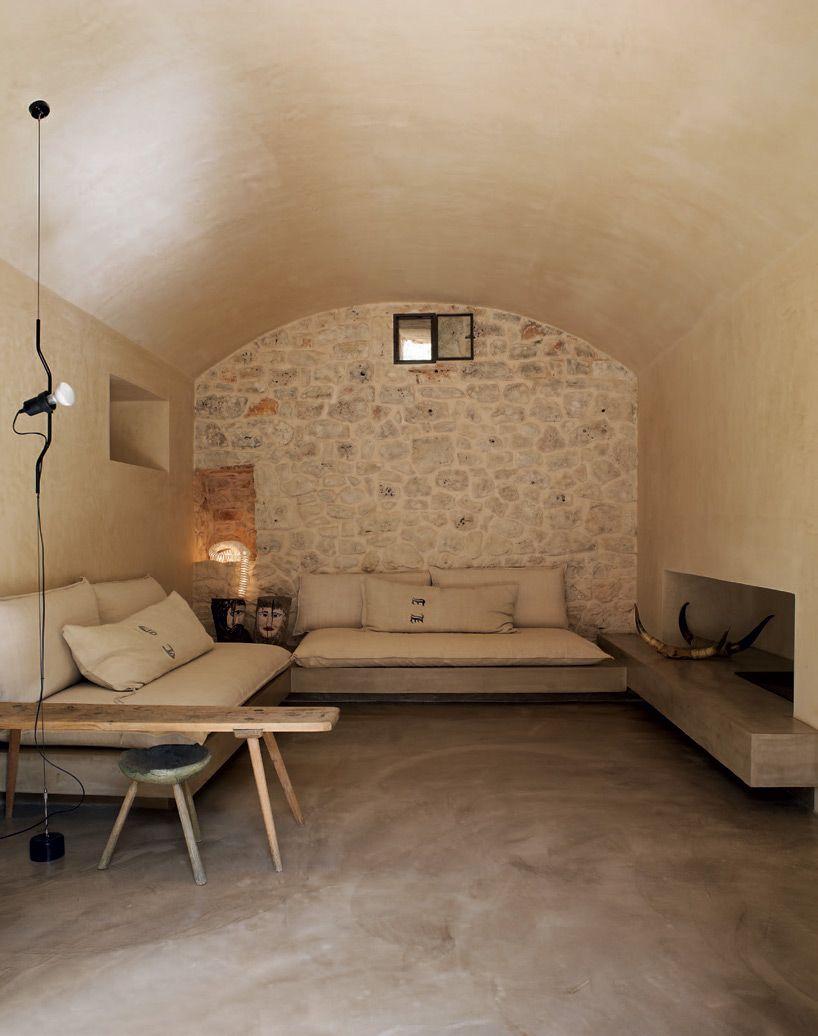 Luca Zanaroli: Renovation Of Saracen Trullo