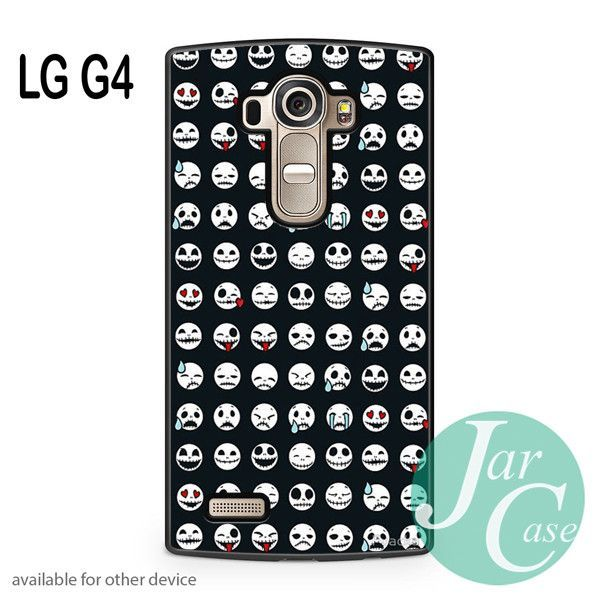 nightmare before christmas emoji phone case for lg g4