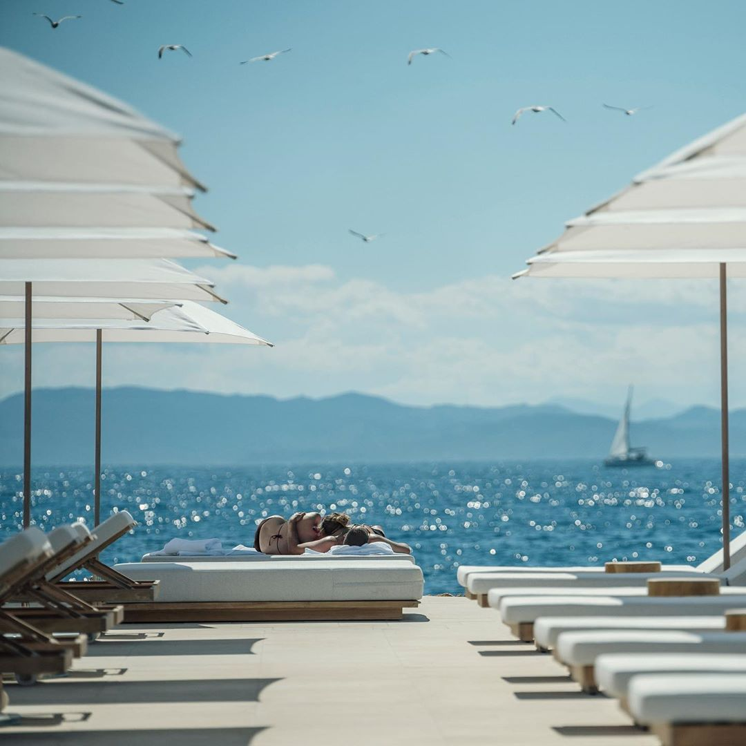 """Four Seasons Hotels   Resorts on Instagram: """"Relax alongside the bright blue waters of the Aegean Sea, as you recharge in one of Europe's most compelling destinations. @FSAthens…"""" #aegeansea Four Seasons Hotels   Resorts on Instagram: """"Relax alongside the bright blue waters of the Aegean Sea, as you recharge in one of Europe's most compelling destinations. @FSAthens…"""" #aegeansea"""