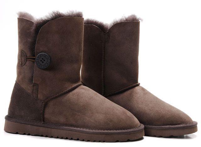 Bailey Brown Ugg Boots Size 3 | Boots