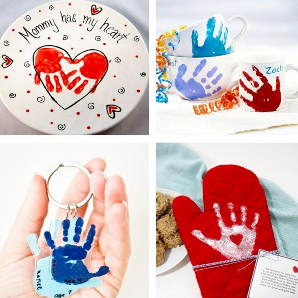Easy DIY Gifts For Mom From Kids Diy gifts for mom