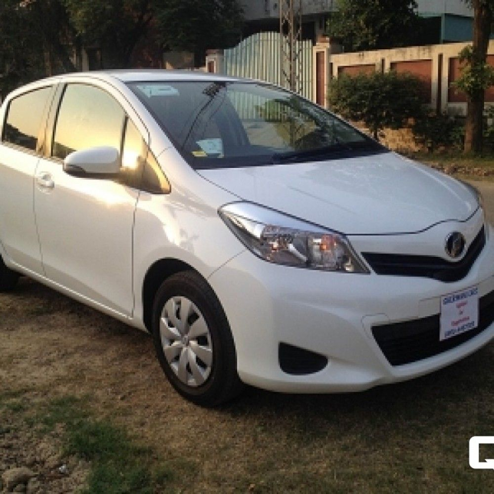 2014 Toyota Vitz for sale in Lahore, Lahore Buy & Sell